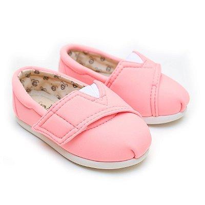 Alpargata Perky Lycra Light Pink