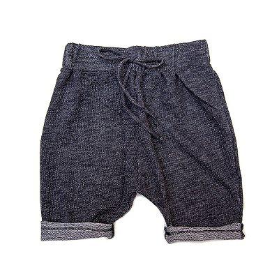 Bermudinha Saruel Black Jeans