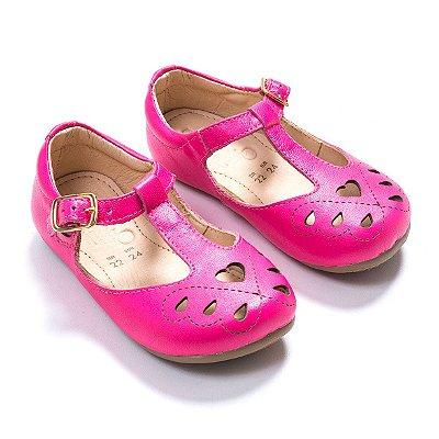 Sapatilha Love Hot Pink