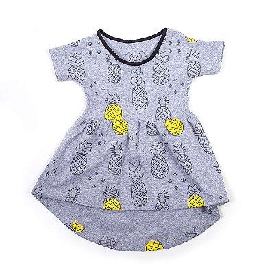 Vestido Baby Abacaxiii