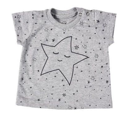 T-shirt Star Mescla