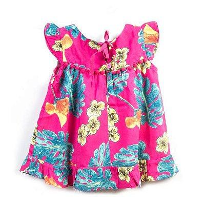 Vestido Baby Costela de Adão Pink
