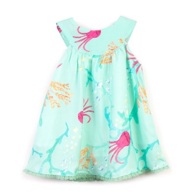 Vestido Baby Polvo