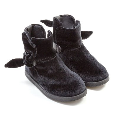 Bota Bow Black