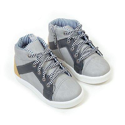 Tênis Sneaker Listras