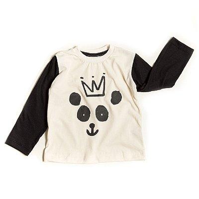 T-shirt  Raglan Panda