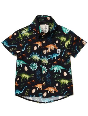 Camisa Baby Dinos