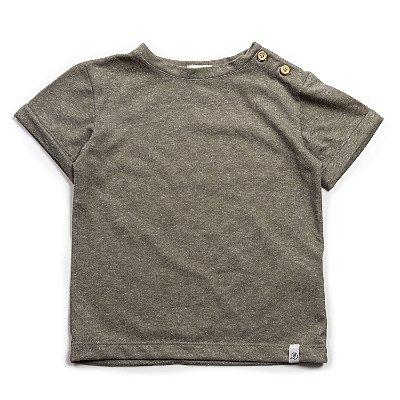 T-shirt Street Verde Musgo
