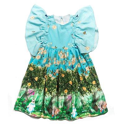 Vestido Jardim da Alice