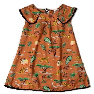 Vestido Trapézio Savannah