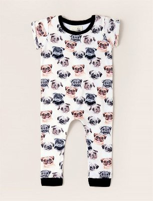 Macacão Kids Pug