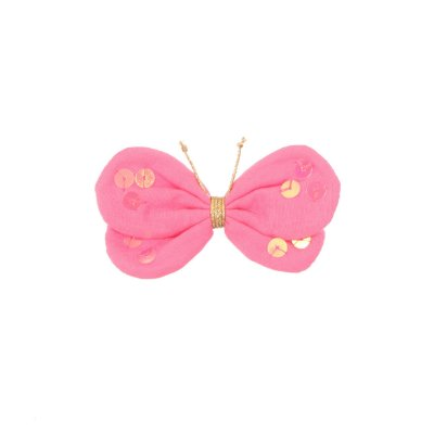 Presilha Butterfly - Rosa
