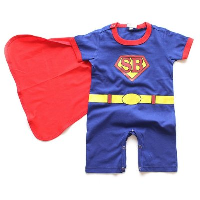 Macacão Super Baby