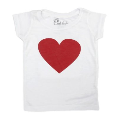 T-shirt Flamê Love
