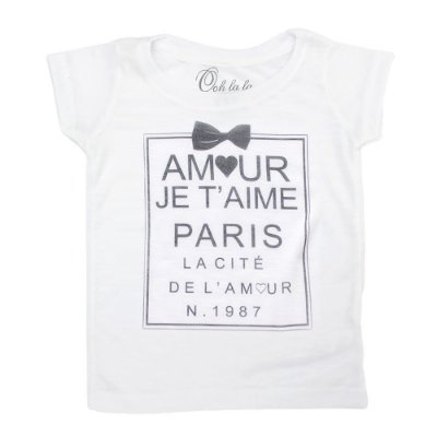 T-shirt Flamê Chanel