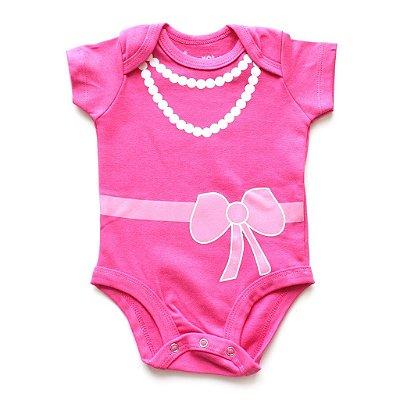 Body Pink Pérolas