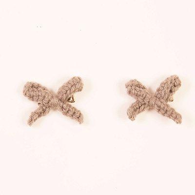 Kit Lacinho Crochet Mescla