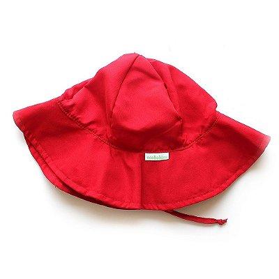 Chapéu de Sol FPU50 Vermelho Melancia