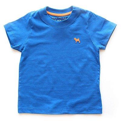 T-shirt Basiquinha Azul Bic