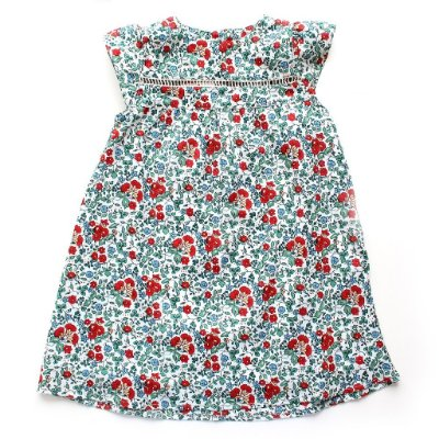 Vestido Floral Rendinha