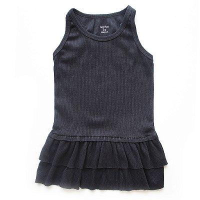 Vestido Basiquinho Black