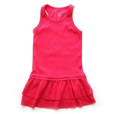 Vestido Basiquinho Pink