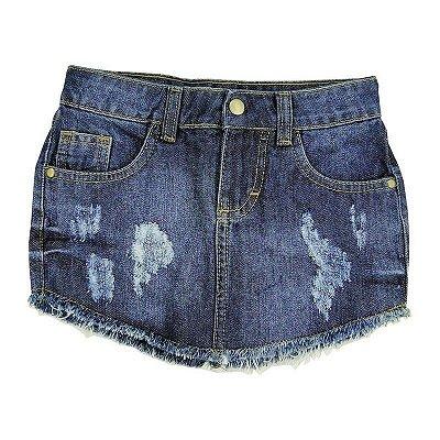 Saia Jeans Stone