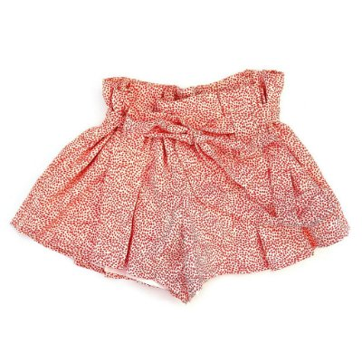 Short Laço Estampado