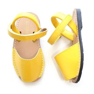 Sandália Avarca Yellow