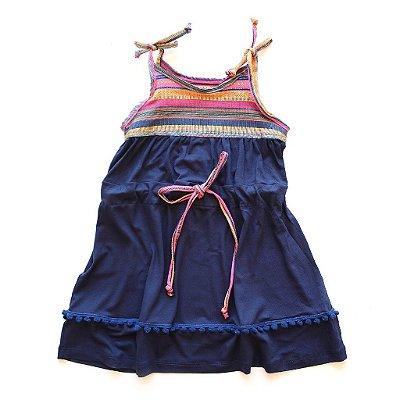 Vestido Longo Peruano