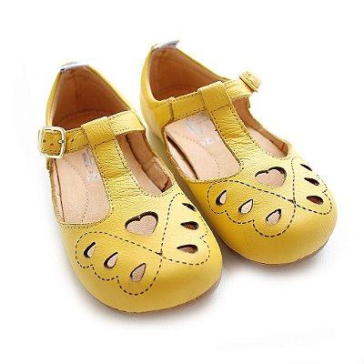 Sapatilha Love Boneca Yellow