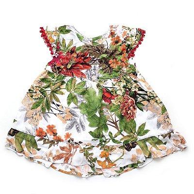 Vestido Orquídea Crochet
