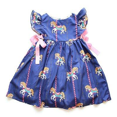 Vestido Carrossel Doce Infância