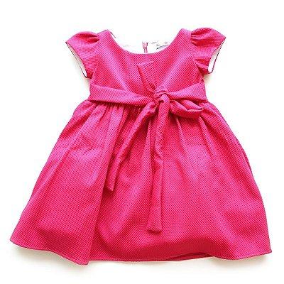 Vestido Piquet Love Pink