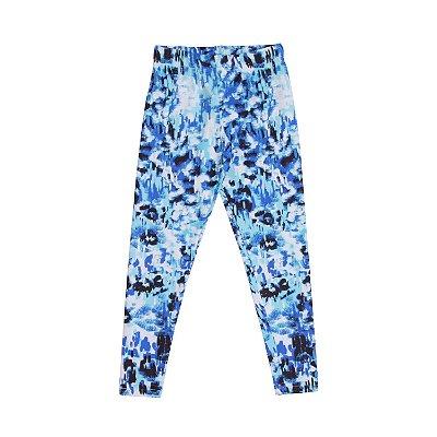 Legging Leopardo Azul