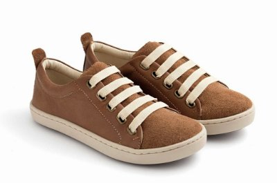 Tênis T- Ladder Suede Whisky