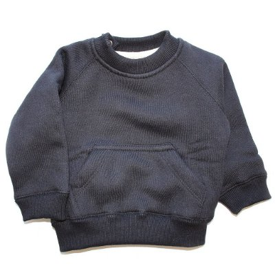 Moletom Pullover Black