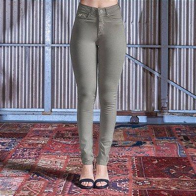 Calça Skinny Sarja Sophia
