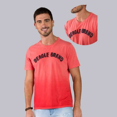 Camiseta Brand Bordado