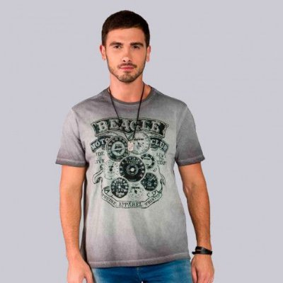 Camiseta Beagle Moto Club