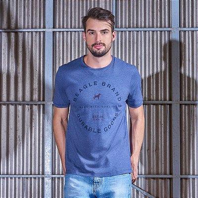 Camiseta Masculina Beagle Brand