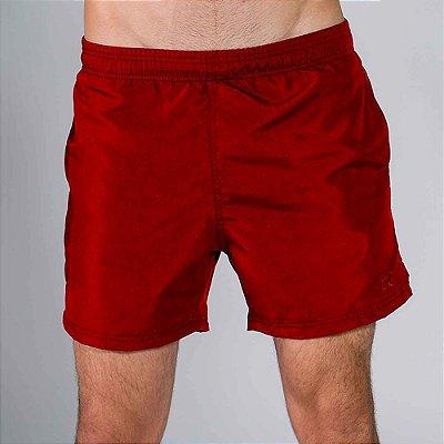 Boxer Masculino Vermelho