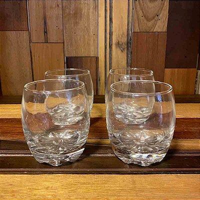 conjunto copos whisky