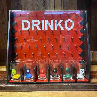 Jogo Bebida Drinko
