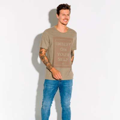 Camiseta Insist On Your Self