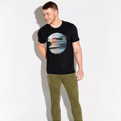 Camiseta Masculina Freedom