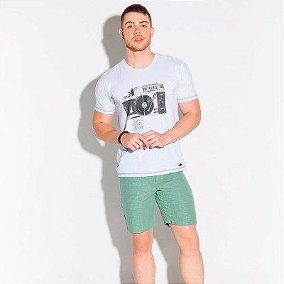 Camiseta Masculina Disco