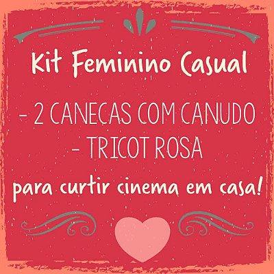 KIT CASUAL FEMININO
