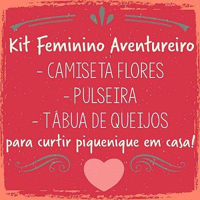 KIT AVENTUREIRA FEMININO