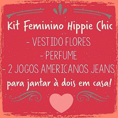KIT HIPPIE CHIC FEMININO